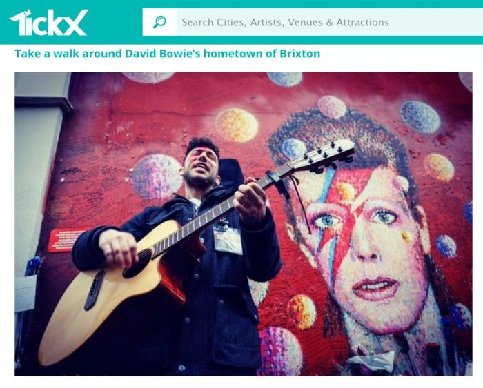 Tick X Valentine Bowie Article